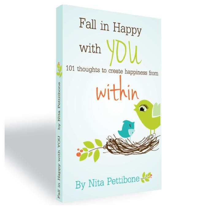 how to find happiness within yourself books