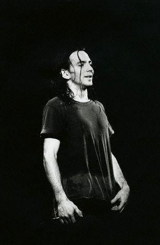 Eddie Vedder, if i were a sculptor.