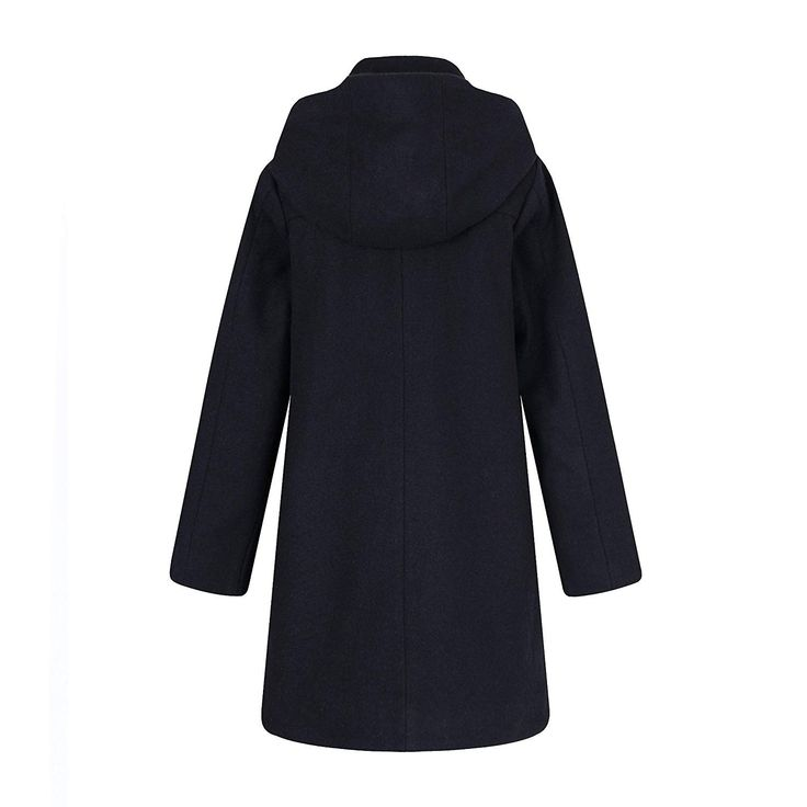 Girls black dress coats — photo 3