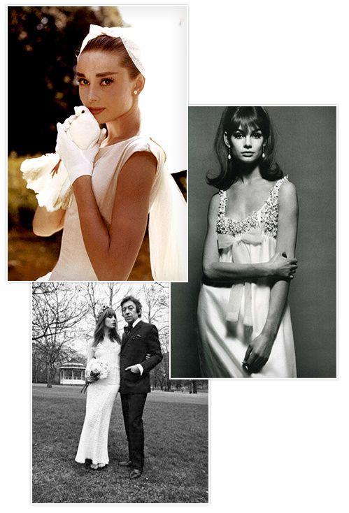 20 robes de mari e vintage vues sur pinterest jolies for Code de robe de mariage de palais de justice