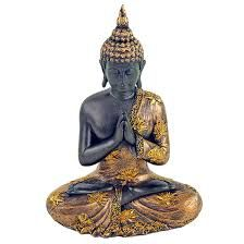 I VIANDANTI - Budda tailandia dorato
