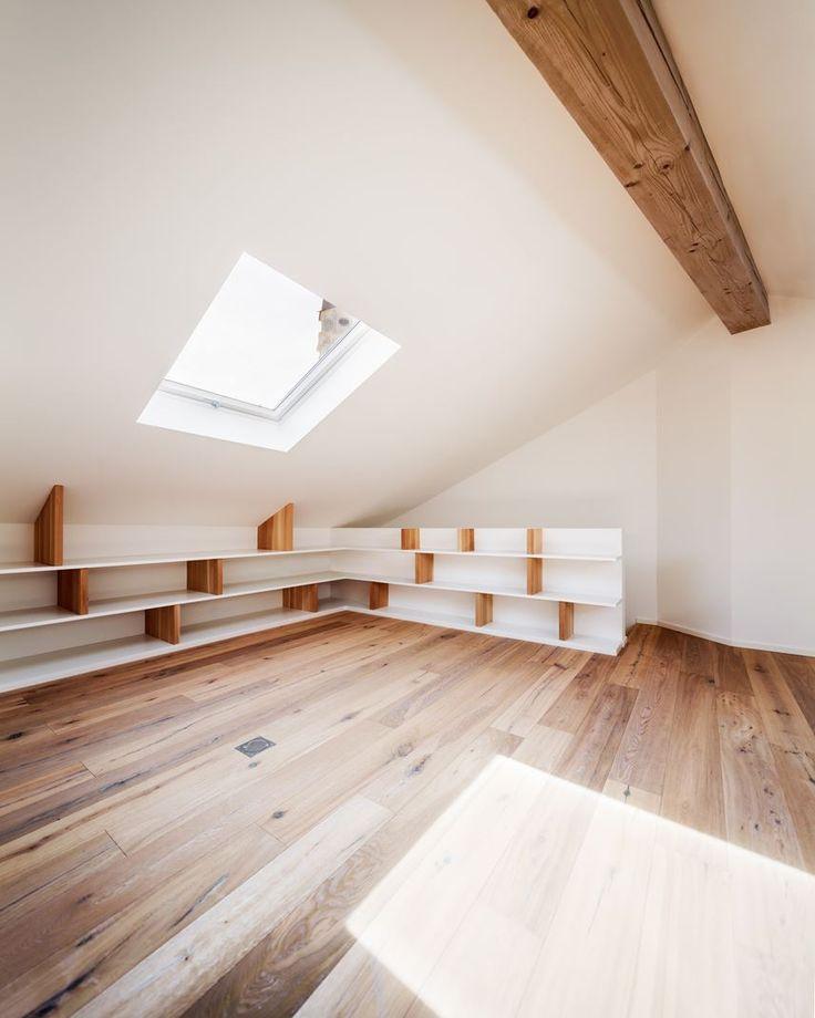 La nuova vita di una vecchia soffitta
