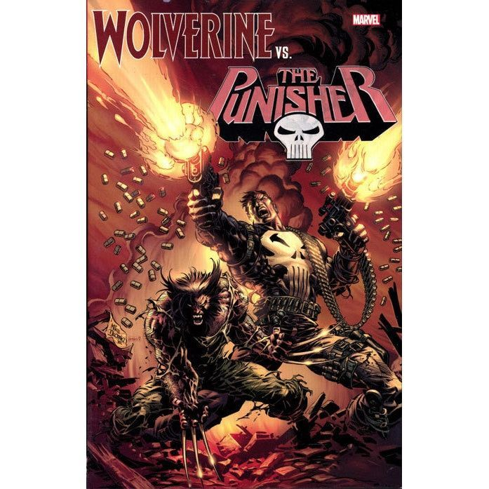 Marvel Wolverine VS the Punisher