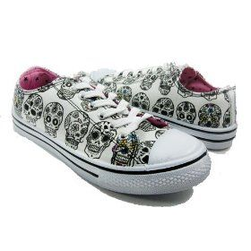 7 best images about Sugar Skull Converse ( my love) on ...