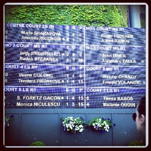Who should we watch next @Wimbledon? - @easylivingmag #webstagram