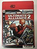 #10: Rare Marvel Ultimate Alliance 2 (PS3) Comic Con Video Game Backer Card Signed by Marvel Artist Khoi Pham (The Cowboy House Hologram) AVENGERS X-MEN LEGACY