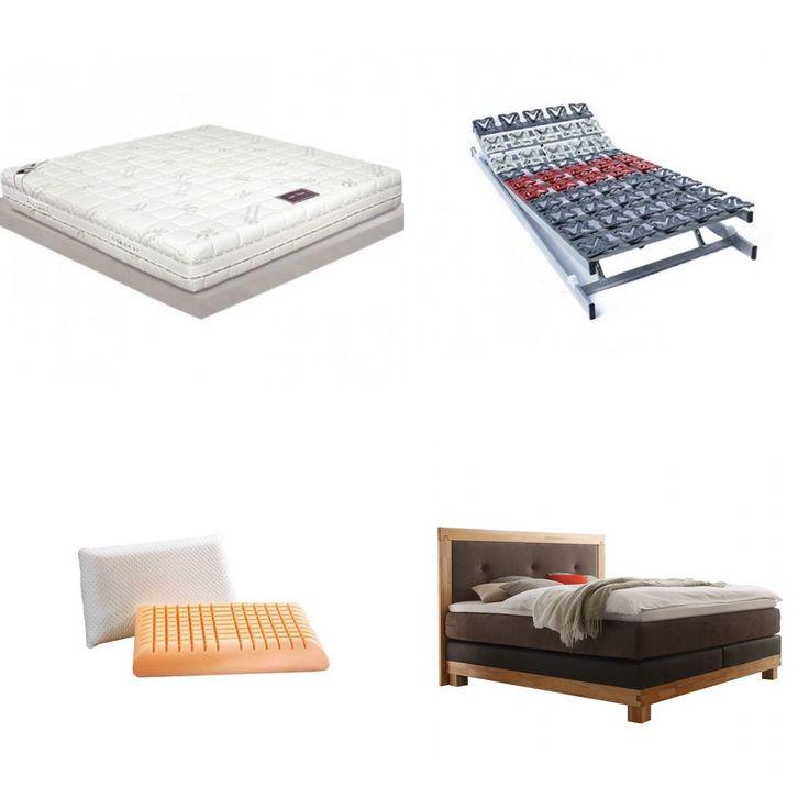 Epic Gute Matratzen stabile Lattenroste robuste Betten und feinste Bettwaren aus