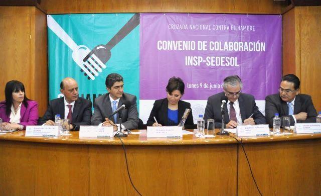 Convenios de colaboración de la SEDESOL con OSC e instituciones públicas de nutrición y salud - http://plenilunia.com/nutricion/convenios-de-colaboracion-de-la-sedesol-con-osc-e-instituciones-publicas-de-nutricion-y-salud/28781/