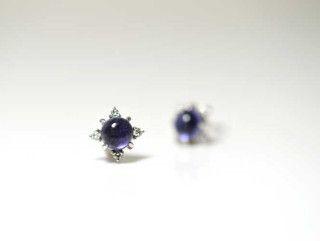 IMAI kuniko KYOTO --- #Pierced Earrings #jewelry