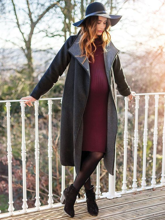 30+ Show Stopping Maternity Outfits for This Winter – Pregnant Fashion