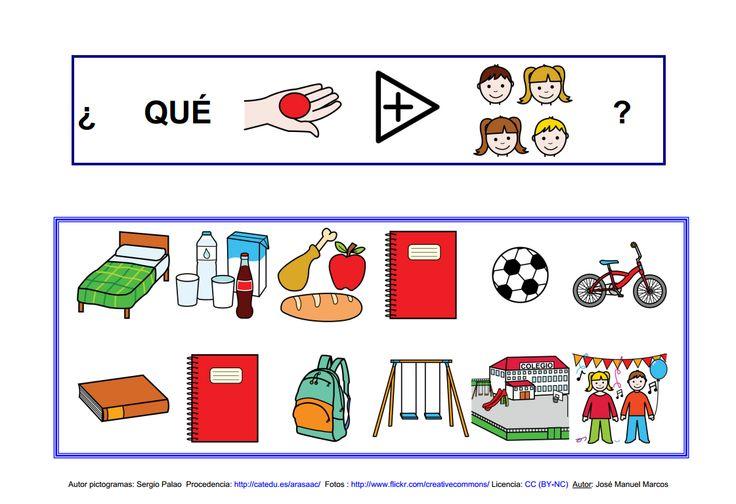 El libro de los niños - Lámina 10. http://informaticaparaeducacionespecial.blogspot.com.es/2009/05/libros-para-hablar-libro-de-los-ninos.html