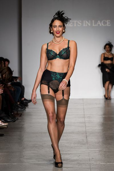 S Style Lingere Fashion Show