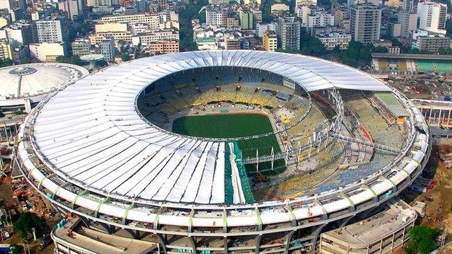 Estadio Do Maracana, Brazil - Google Search