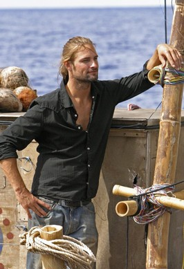Sawyer from Lost, pretty much the best TV character ever!