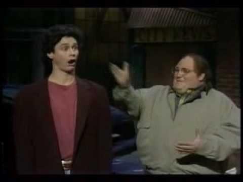 Jim Carrey - Jerry Seinfeld in the Ghetto