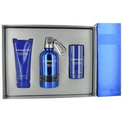 KENNETH COLE REACTION CONNECTED by Kenneth Cole Gift Set for MEN: EDT SPRAY 4.2 OZ & AFTERSHAVE BALM 3.4 OZ & DEODORANT STICK 2.6 OZ by Kenneth Cole REACTION. $64.50. Design House: Kenneth Cole. KENNETH COLE REACTION CONNECTED by Kenneth Cole for MEN EDT SPRAY 4.2 OZ & AFTERSHAVE BALM 3.4 OZ & DEODORANT STICK 2.6 OZ Launched by the design house of Kenneth Cole in 2011