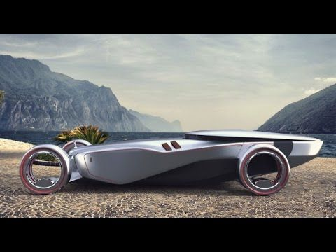 Maserati's Android Concept Car - YouTube