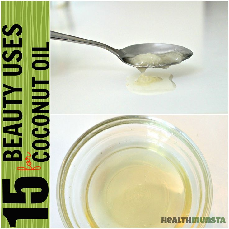15 Amazing Beauty Uses for Coconut Oil
