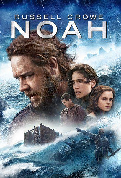 Watch Noah (2014) Full Movie