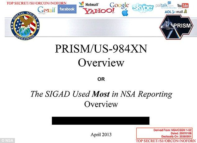 Facebook and Google deny knowledge of  top secret government spying initiative PRISM #News