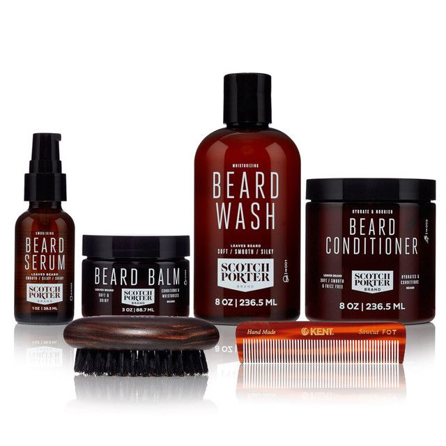 Scotch Porter | Men's Grooming, Beard Care, Hair Care Products