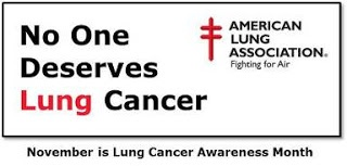 How You Can Support #LungCancer Awareness Month