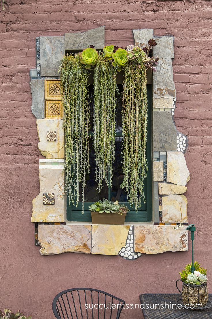 180 Best Images About Succulent Window Boxes & Containers