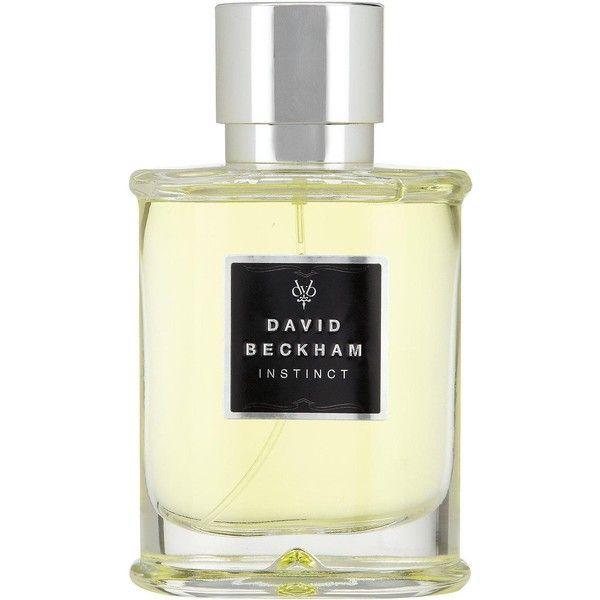 Beckham Instinct 75Ml Edt ($27) ❤ liked on Polyvore featuring beauty products, fragrance, eau de toilette fragrance, edt perfume, david beckham, eau de toilette perfume and david beckham perfume