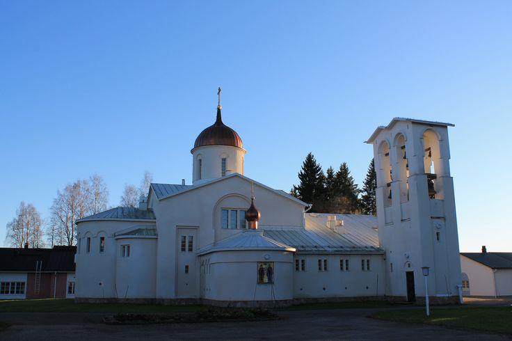 Valamon luostari on kauneimmillaan syksyllä