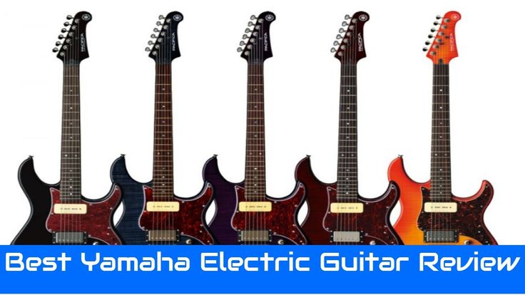 8 Best Yamaha Electric Guitar Review 2017 Subscribe : https://www.youtube.com/channel/UCIe1lS6aIsiC17vMRro1r1g 8 Best Yamaha Electric Guitar Review 2017 #Yamaha #Electric #Guitar  1. Yamaha Pacifica PAC611VFM TBL Solid-Body Electric Guitar, Translucent Black: http://amzn.to/2j6u5eQ  2. Yamaha Pacifica PAC510V SB Solid-Body Electric Guitar, Sonic Blue: http://amzn.to/2jULbAZ  3. Yamaha Pacifica PAC311H YNS Solid-Body Electric Guitar, Yellow Natural: http://amzn.to/2jRx52T  4. Ya..