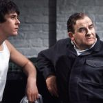 Ronnie Barker and Richard Beckinsale - Porridge.