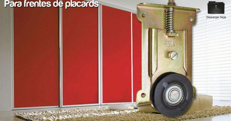 Herrajes Roma S.A. | Fabrica de Herrajes | Los mejores Herrajes - Rieles - Puertas Automáticas - Canastos del país