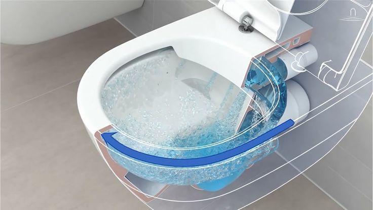 Villeroy & Boch DirectFlush - Spülrandloses WC