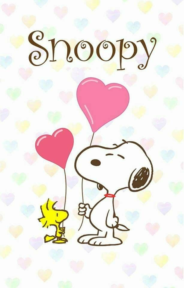 I love Snoopy! He & the Peanuts gang just make me smile !