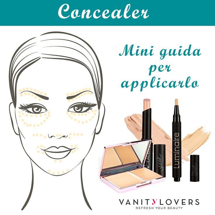 Concealer http://www.vanitylovers.com/prodotti-make-up-viso/correttori-copriocchiaie.html?utm_source=pinterest.com&utm_medium=post&utm_content=vanity-correttori&utm_campaign=pin-vanity