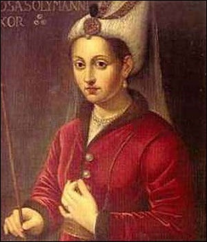 Kösem Sultan (also known as Mâh-Peyker Sultan) – was one of the most powerful women in Ottoman history.  She achieved power and influenced the course of the Ottoman empire through her consort Sultan Ahmet I, then through her sons Murad IV and Ibrahim I ('the Mad') and finally through her minor grandson Mehmed IV.  She was a prominent figure during the sultanate of the women. She was official regent twice and was thereby one of two women to have been formal regents of the Ottoman Empire.