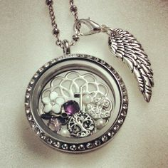 So pretty... The south hill flower and tree of life charm are my favourites!