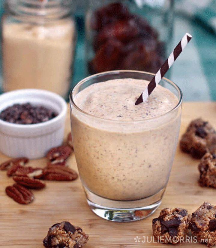 Csokis kekszes smoothie - Édesvíz + magazin