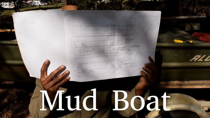 Project Mud Boat | Thai Longtail Boat Plans