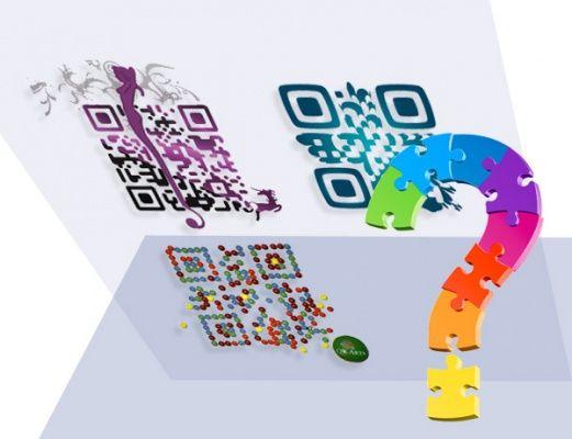 Modyfikacja kodów QR. kolory, grafika, logo