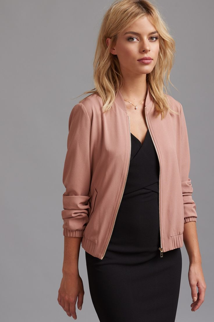 The Bomber Jacket: a must-have this season.