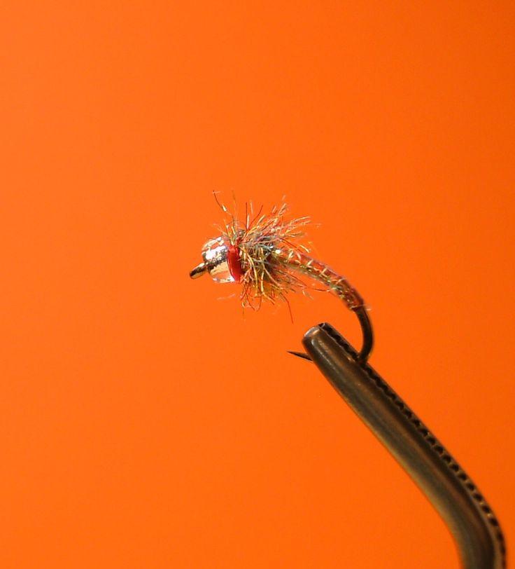 Rainbow Warrior Midge: 120 Best Flys Images On Pinterest