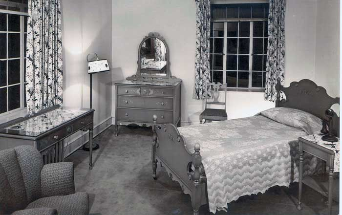 1940s Hotel Room Biloxi Blues Set Pinterest Hotels
