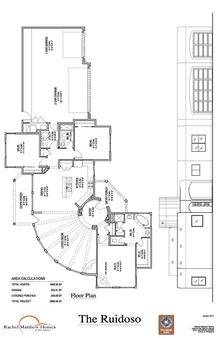 Furthermore 3 Car Garage House Plans On Paradise Valley Floor Plans - Rachel matthew ruidoso floor plan