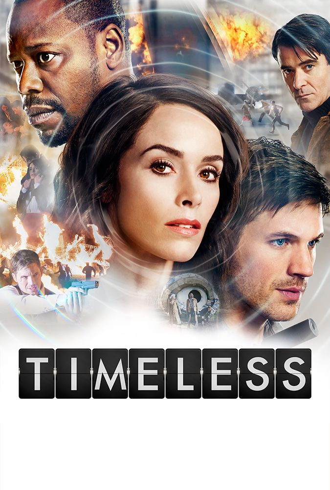 Timeless (TV Series 2016– ) - IMDb