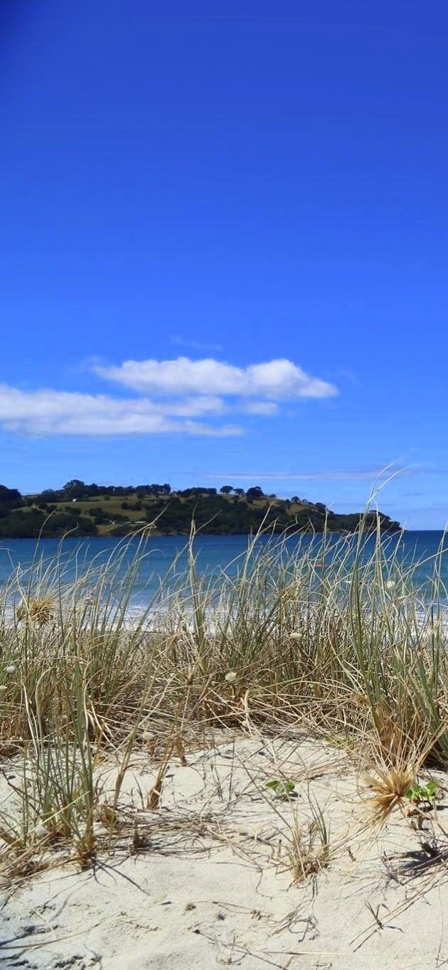 Whangaparaoa Peninsula on the East Coast of New Zealand's North Island