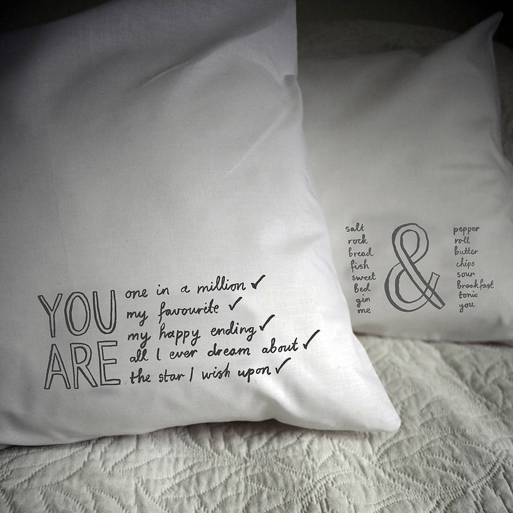 \u0027You Are All I Ever Dream About\u0027 Pillowcase & 83 best DIY: Draw your dreams images on Pinterest | Pillowcases ... pillowsntoast.com