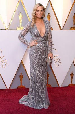 Molly Sims @ Oscars 2018