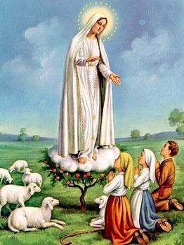 A Mensagem de Fátima e a consagração a Virgem Maria                                                                                                                                                                                 Mais