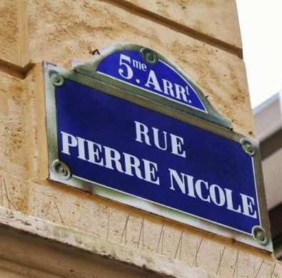 La rue Pierre-Nicole  (Paris 5ème)